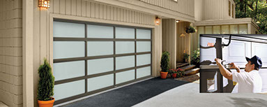 Garage door maintenance service in Coral Spring Florida